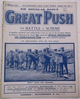 Magazine -  Sir Douglas Haig's Great Push: The Battle of the Somme, part 9