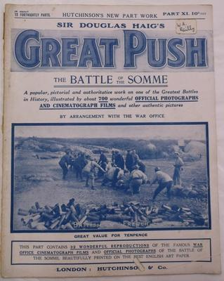 Magazine - Sir Douglas Haig's Great Push: The Battle of the Somme, part 11