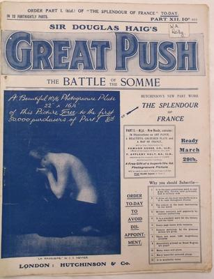 Magazine -  Sir Douglas Haig's Great Push: The Battle of the Somme, part 12