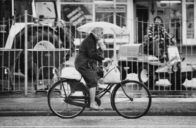 Doris Jones Cycles To Work