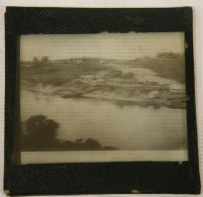Waikato River scene