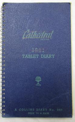 Diary - Farming Diary 1967 - Douglas Raethel