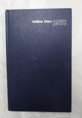 Diary - Farming Diary 1978 - Douglas Raethel