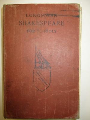Longmans Shakespeare For Schools