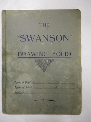 """The """"Swanson"""" Drawing Folio"""
