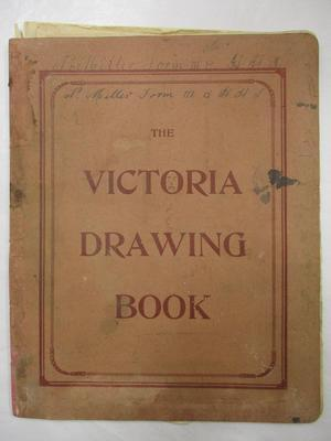 The Victoria Drawing Book
