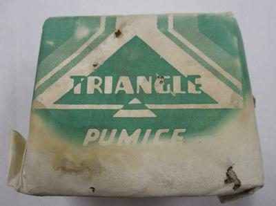 Sandsoap - Triangle Pumice Packet