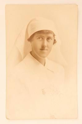 Nurse Olive Exley