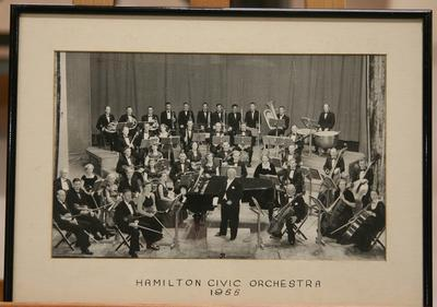 Photograph - Hamilton Civic Orchestra
