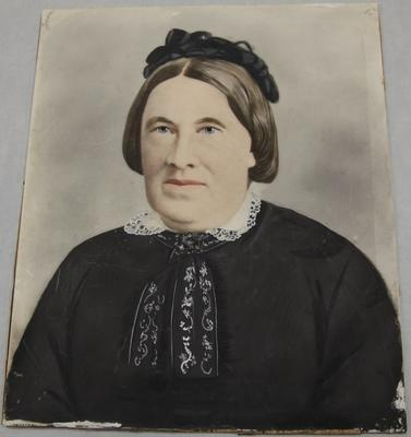 Portrait of Mrs Pearson