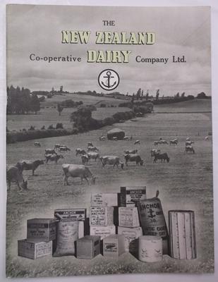 Book - The N Z Co-operative Dairy Company Ltd
