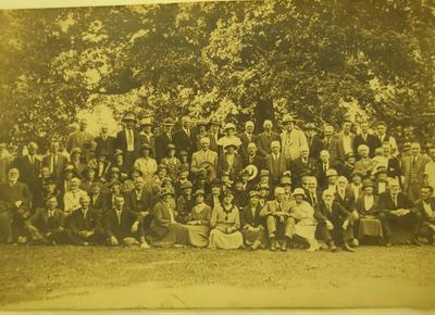 Photograph - Reunion 4th Waikato Regiment