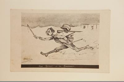 """The Spirit of the Bayonet"""