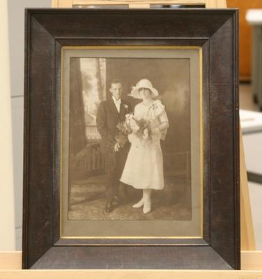 Photograph - wedding photograph
