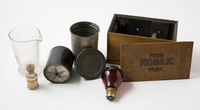 Kodak film tank