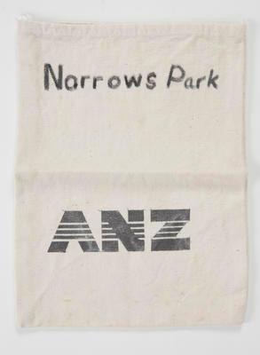 Banking bag – ANZ (Australia and New Zealand Banking Group Limited)