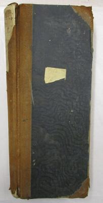 Book - Dispensed Medicine  Prescriptions 1890's
