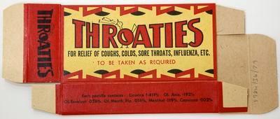 Box, Throaties