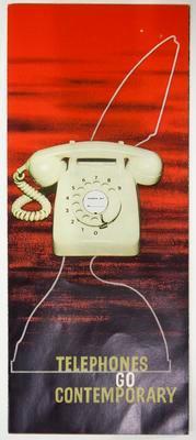 Advertising material - New Zealand Post telephones