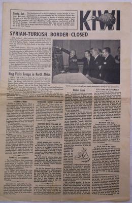 Newspaper - Kiwi News