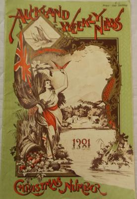 Magazine - Auckland Weekly News, Christmas number 1901