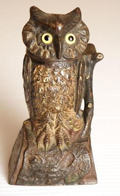 Money Box, Owl