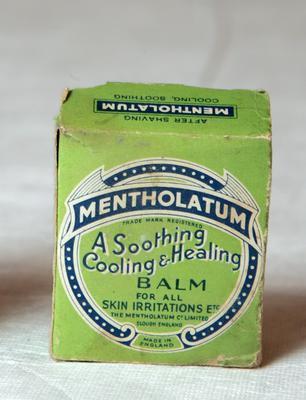 Mentholatum balm