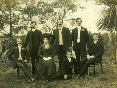 Photograph - Innes family