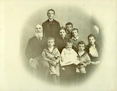 Photograph of Innes Family