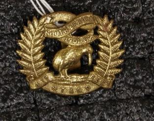 Hat badge – 4th Otago Regiment