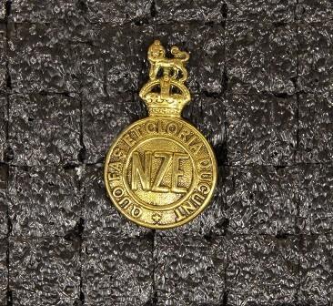Badge – New Zealand Engineers Corps