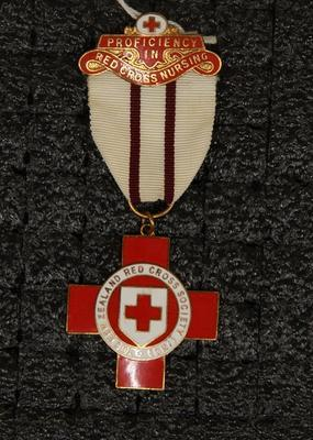 Medal – Proficiency in Red Cross Nursing