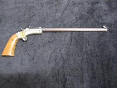 J Stevens A & T Co. Pistol