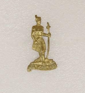 Hat badge – 8th Southland Regiment