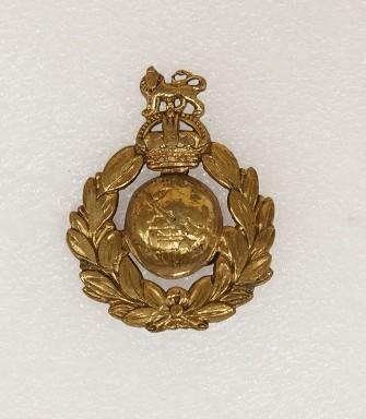 Hat badge – British Royal Marines