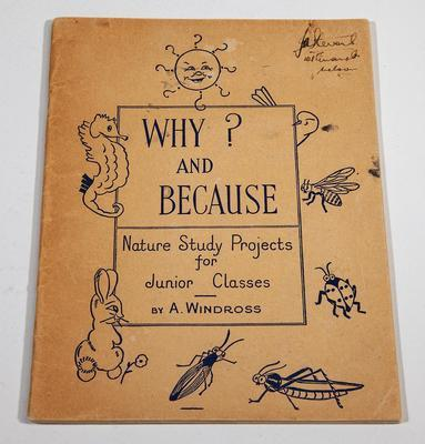 Book – Why? And Because