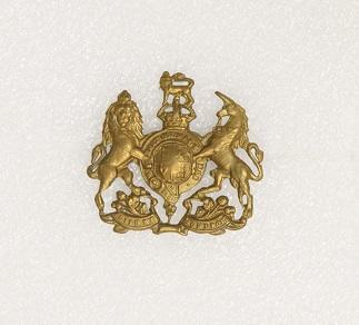 British Army Rank Badge: Warrant Officer (class I)