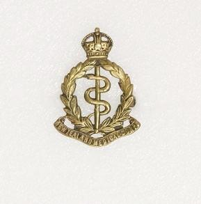 Hat badge – New Zealand Medical Corps