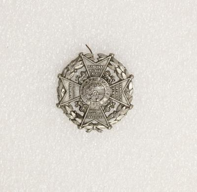 Hat badge – Border Regiment