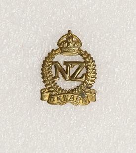 Hat badge – NZ Expeditionary Force
