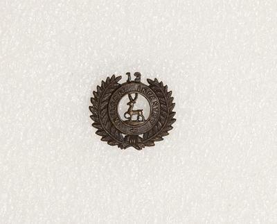 Badge – 12th Nelson Infantry
