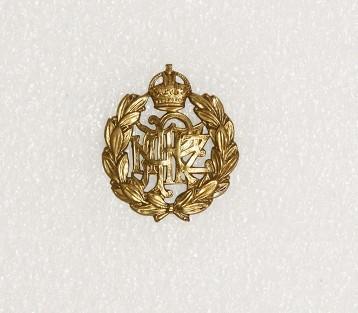 Hat badge – Royal New Zealand Air Force