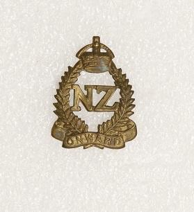 Badge – New Zealand Expeditionary Force