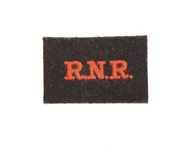 Badge – Royal Navy Reserve Arm