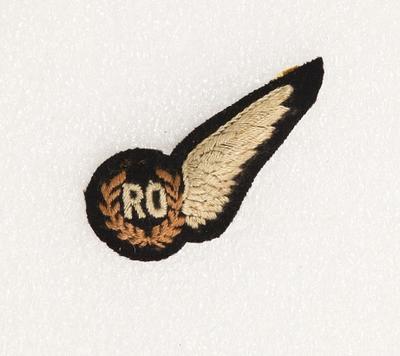 Badge – Royal New Zealand Air Force, Radio Operator