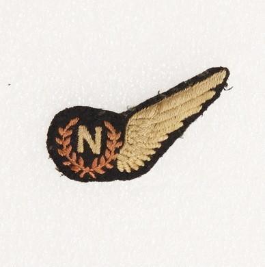 Badge – Royal New Zealand Air Force, Navigator