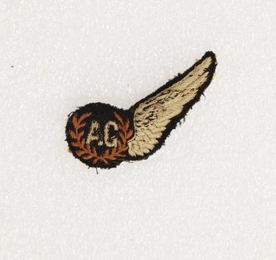 Badge – Royal New Zealand Air Force, Air Gunner