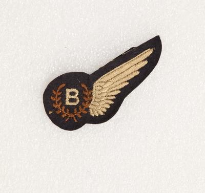 Badge – Royal New Zealand Air Force, Bomb Aimer
