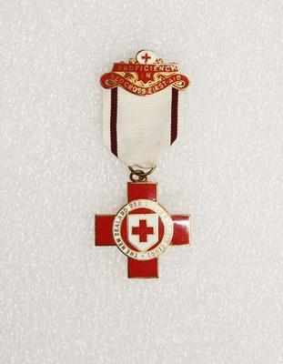 Badge – Red Cross First Aid