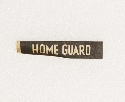 Badge – Home Guard